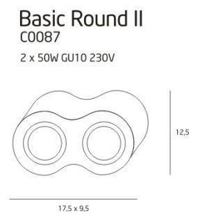 BASIC ROUND II WEISS