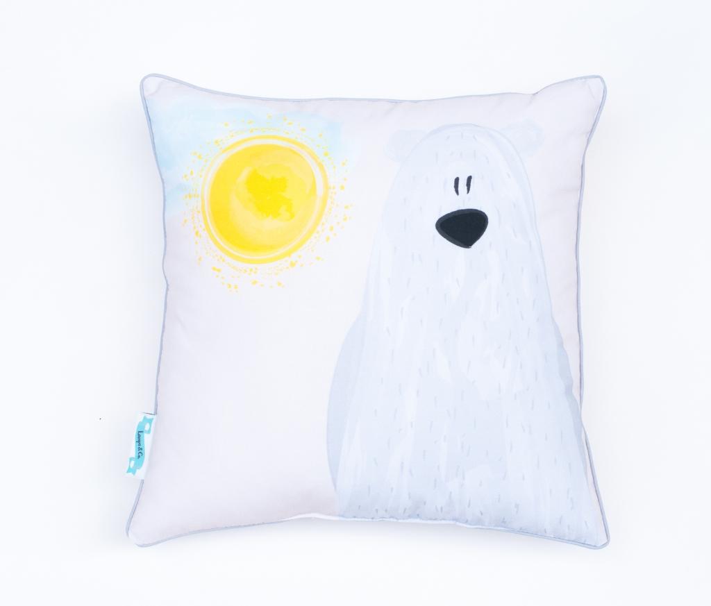 kinderkissen freunde im wald lampen und leuchten online. Black Bedroom Furniture Sets. Home Design Ideas