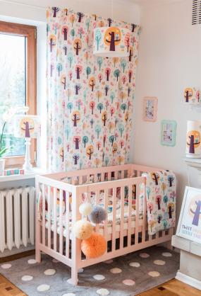 Bettwäsche-Set für Kinder mit Füllung Eulen Geschichte