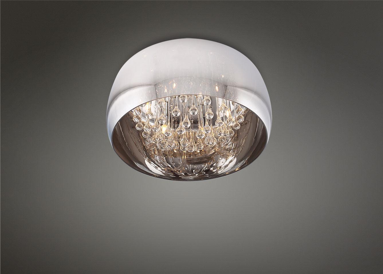 bezaubernde deckenleuchte moonlight lampen. Black Bedroom Furniture Sets. Home Design Ideas