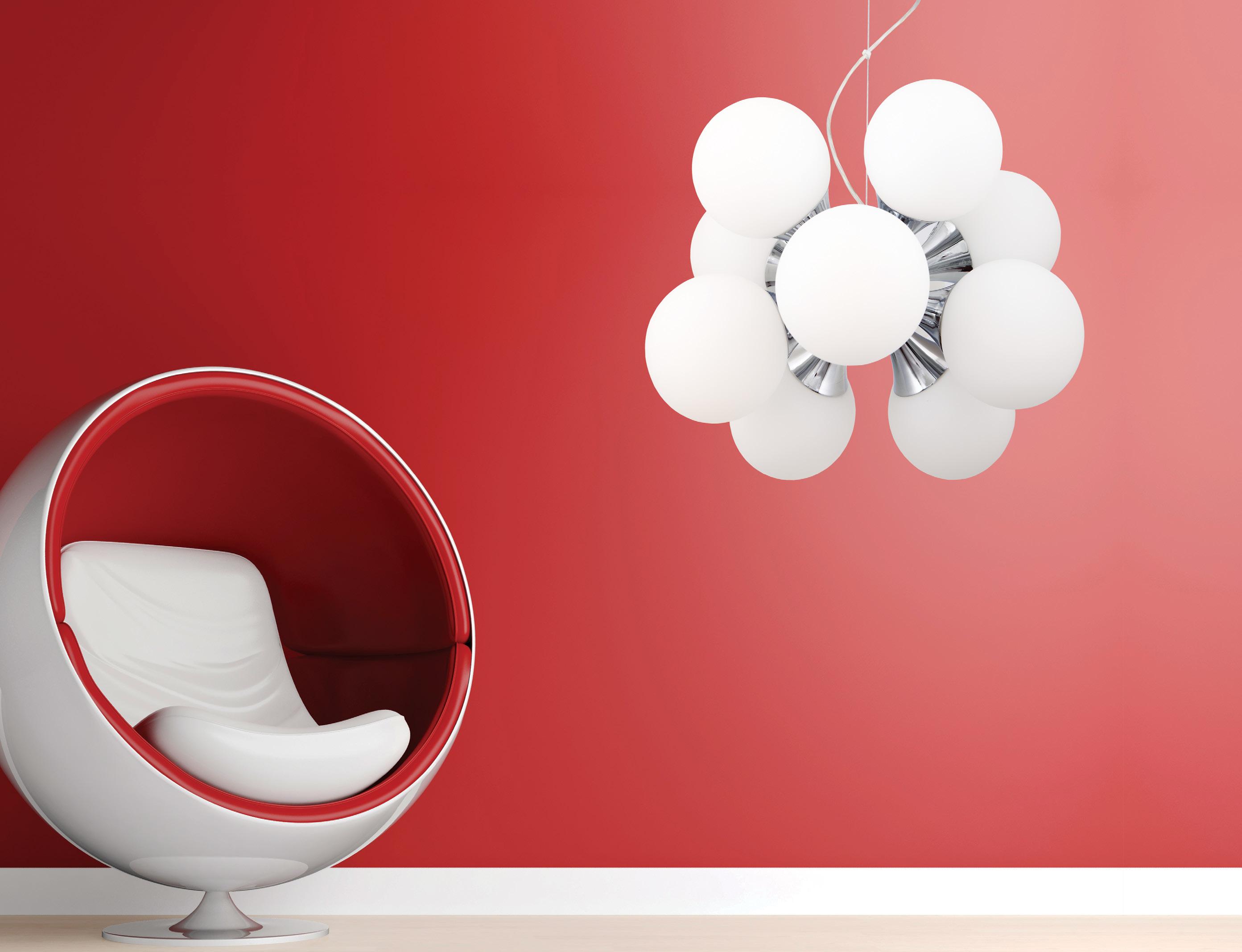 ball h ngelampe gro lampen und leuchten. Black Bedroom Furniture Sets. Home Design Ideas