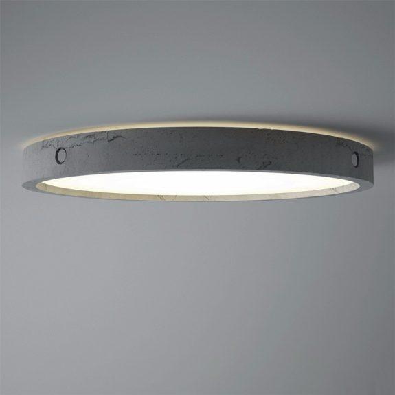 beton deckenleuchte omega lampen und. Black Bedroom Furniture Sets. Home Design Ideas