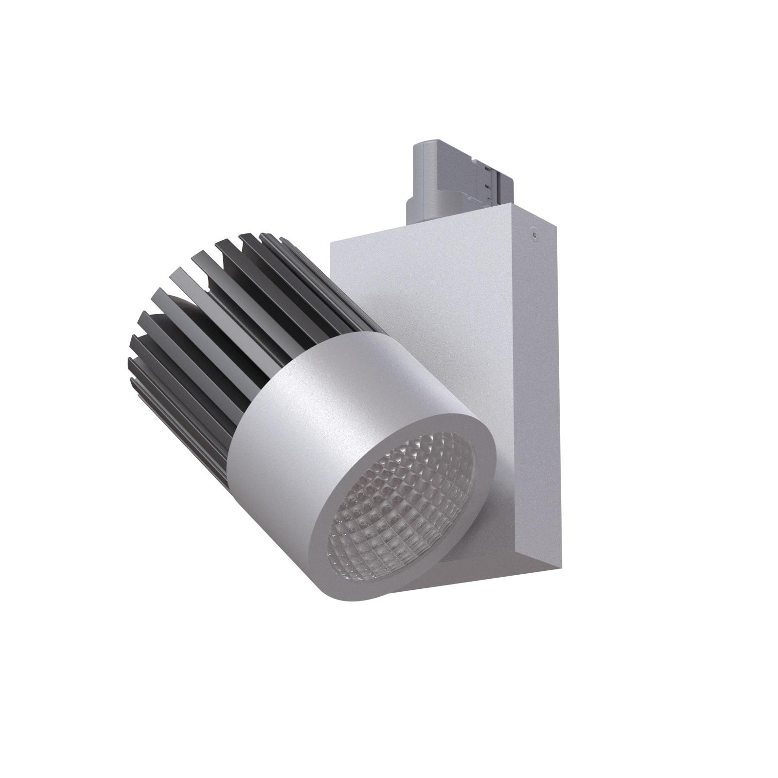 Professional spot astor led slm track f r 3 phasen for Lampen 3 phasen stromschiene