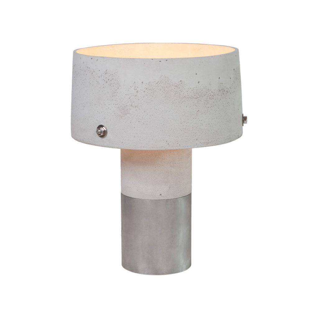 beton tischlampe talma lampen und leuchten. Black Bedroom Furniture Sets. Home Design Ideas