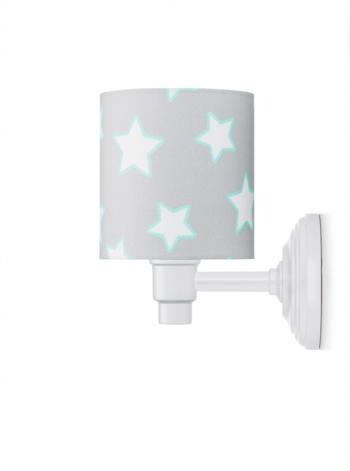 Wandleuchte Grey Stars