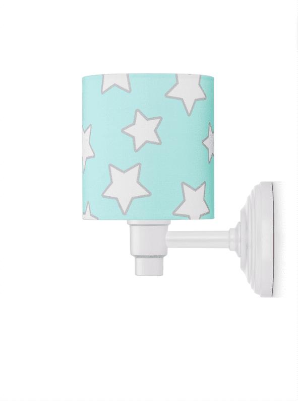 Wandleuchte Mint Stars