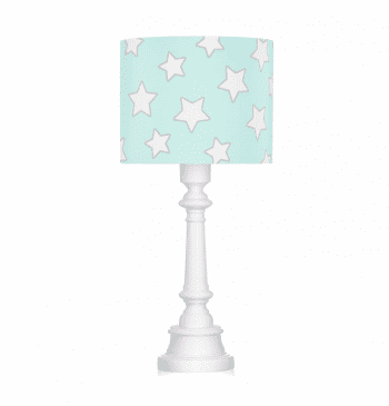 Tischlampe Mint Stars