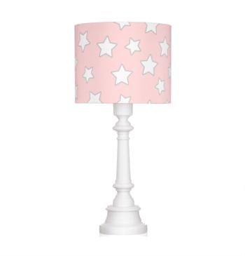 Tischlampe Pink Stars