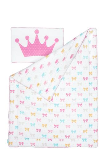 Bettwäsche-Set für Kinder mit Füllung PRINCESS